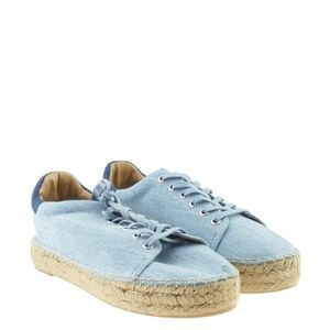 Marc Fisher Shoes - Marc Fisher Mandia 2 Blue Sneakersx Size 8 169958